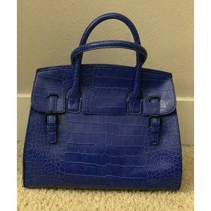 Blue purse !